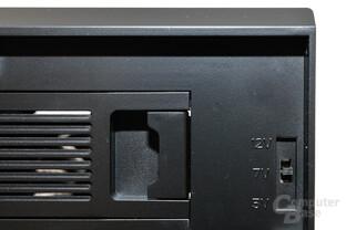 Fractal Design Define R4 - Lüftersteuerung