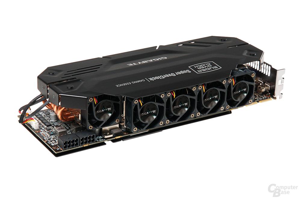 Radeon HD 7970 Super Overclocked