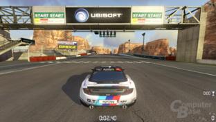 AMD GCN - Trackmania 2