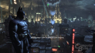 Nvidia Kepler - Batman Arkham City