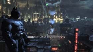 Nvidia Kepler - Batman Arkham City
