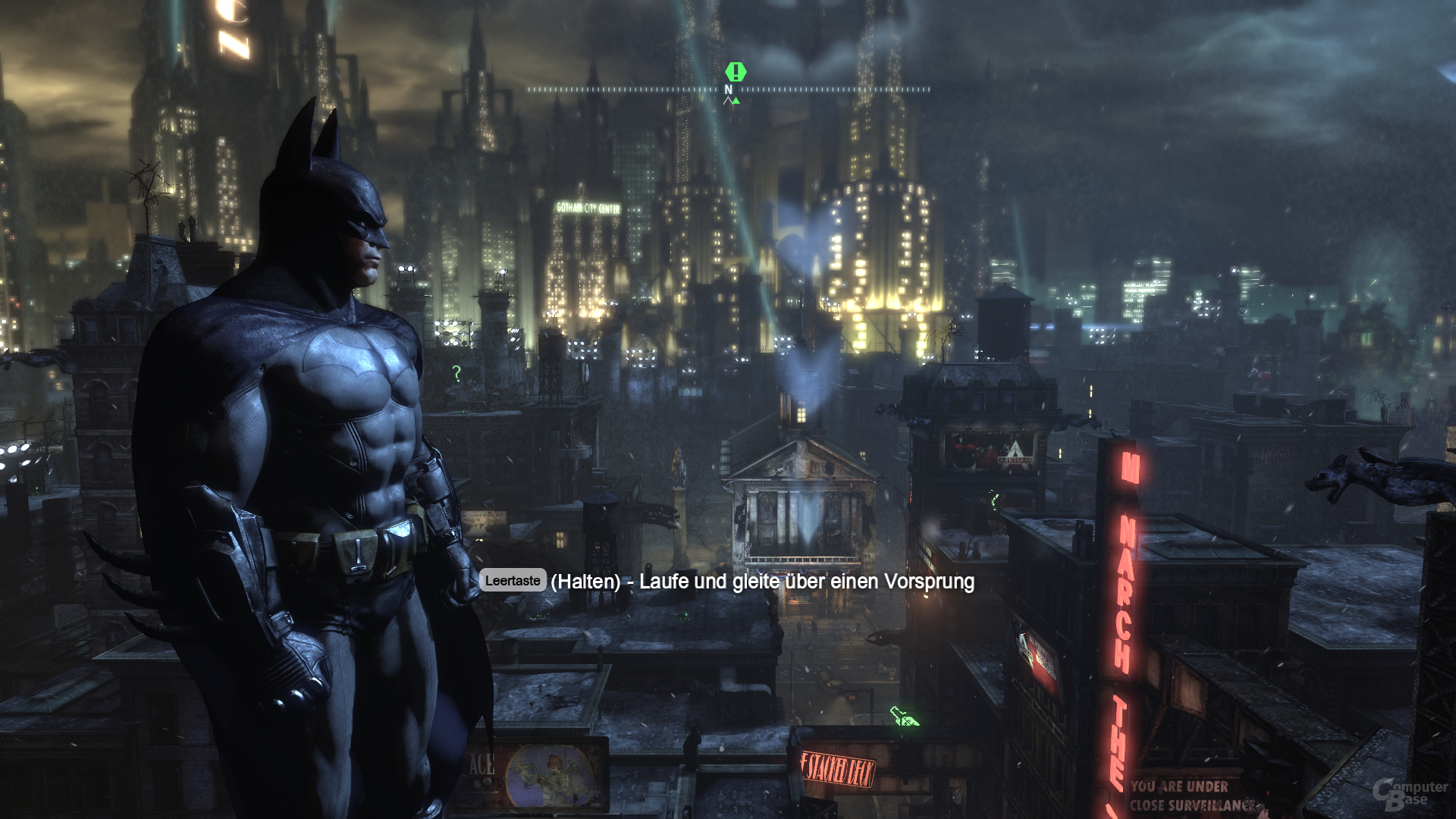 AMD GCN - Batman Arkham City