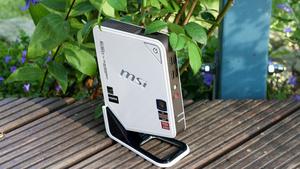 MSI WindBox DC100 im Test: Piepsmaus mit lauter Stimme