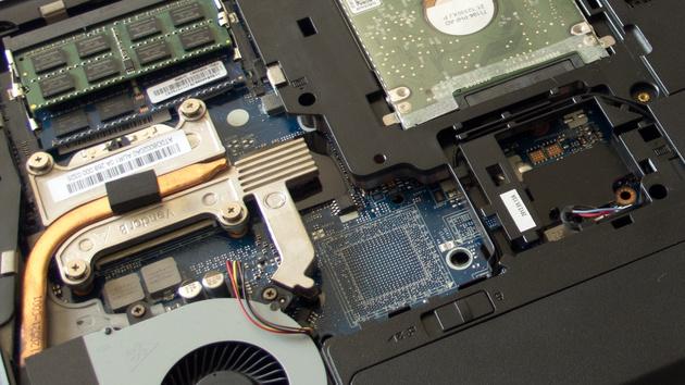 Lenovo ThinkPad Edge 535 im Test: Das leistet AMDs APU Trinity