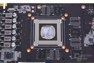 GeForce GTX 670 DCII OC GPU und Speicher