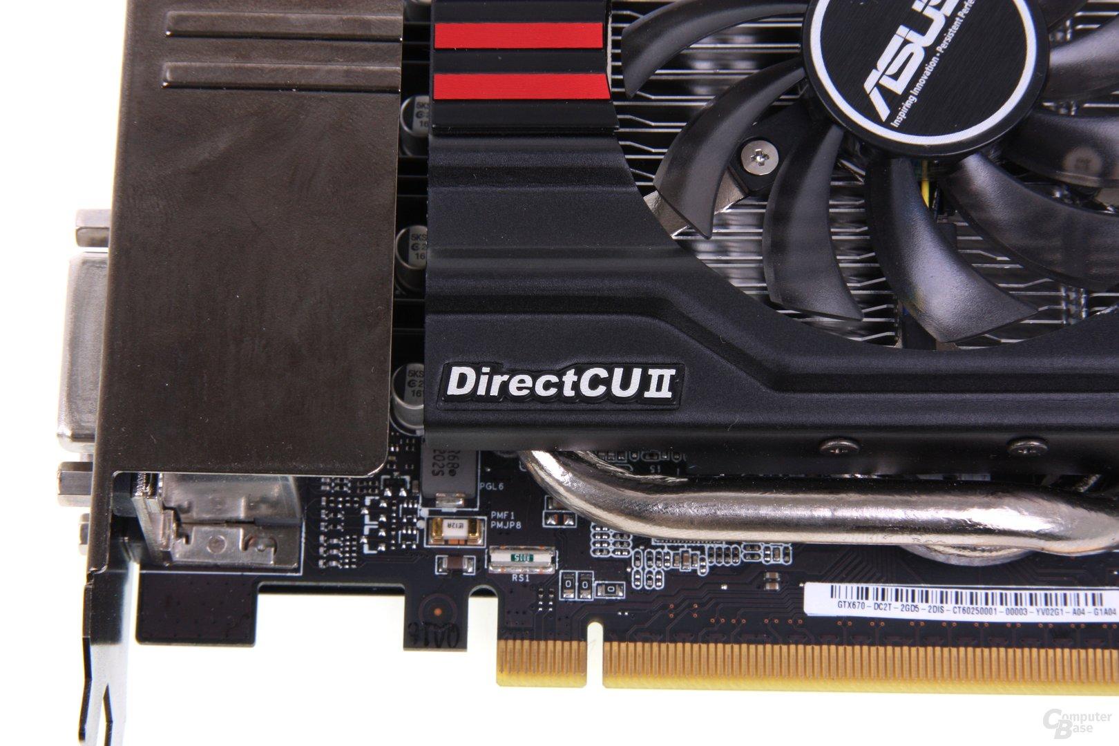 GeForce GTX 670 DCII OC Logo