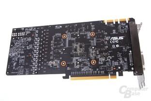 GeForce GTX 680 DCII OC Rückseite