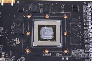 GeForce GTX 680 DCII OC GPU und Speicher