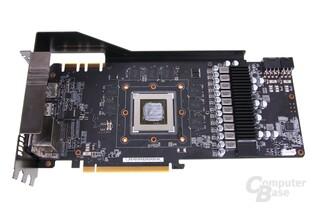 GeForce GTX 680 DCII OC mit SpaWa-Kühler