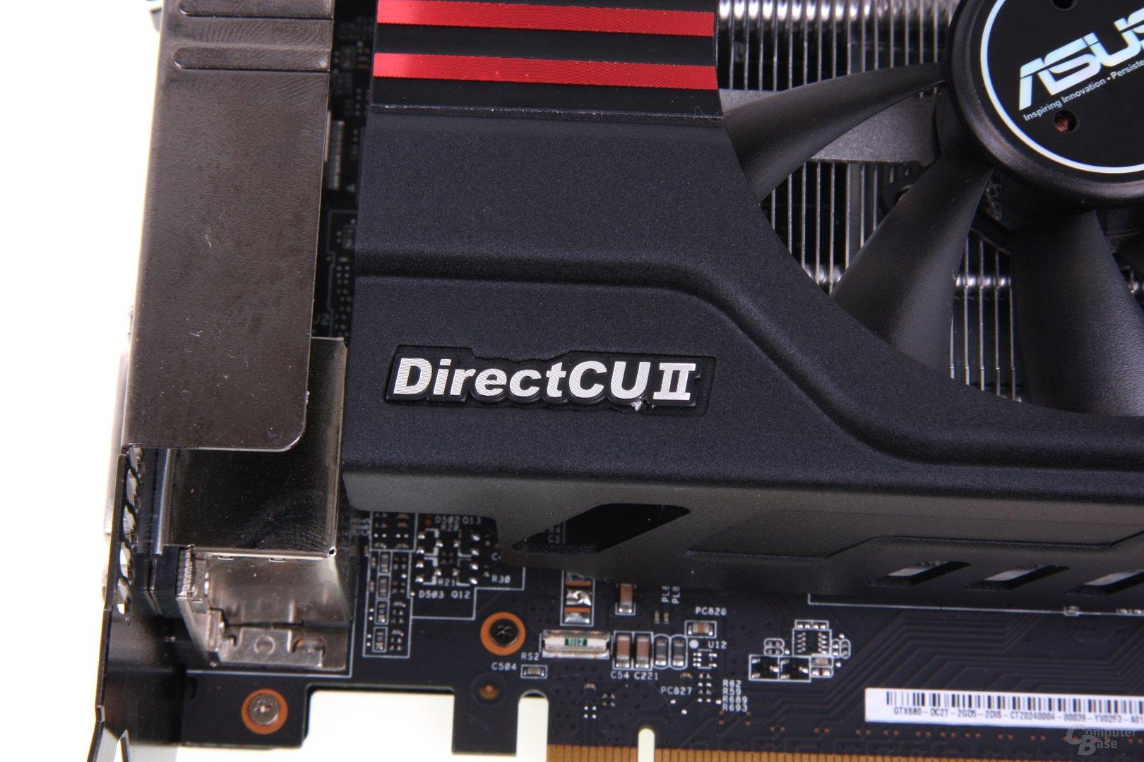 GeForce GTX 680 DCII OC Logo