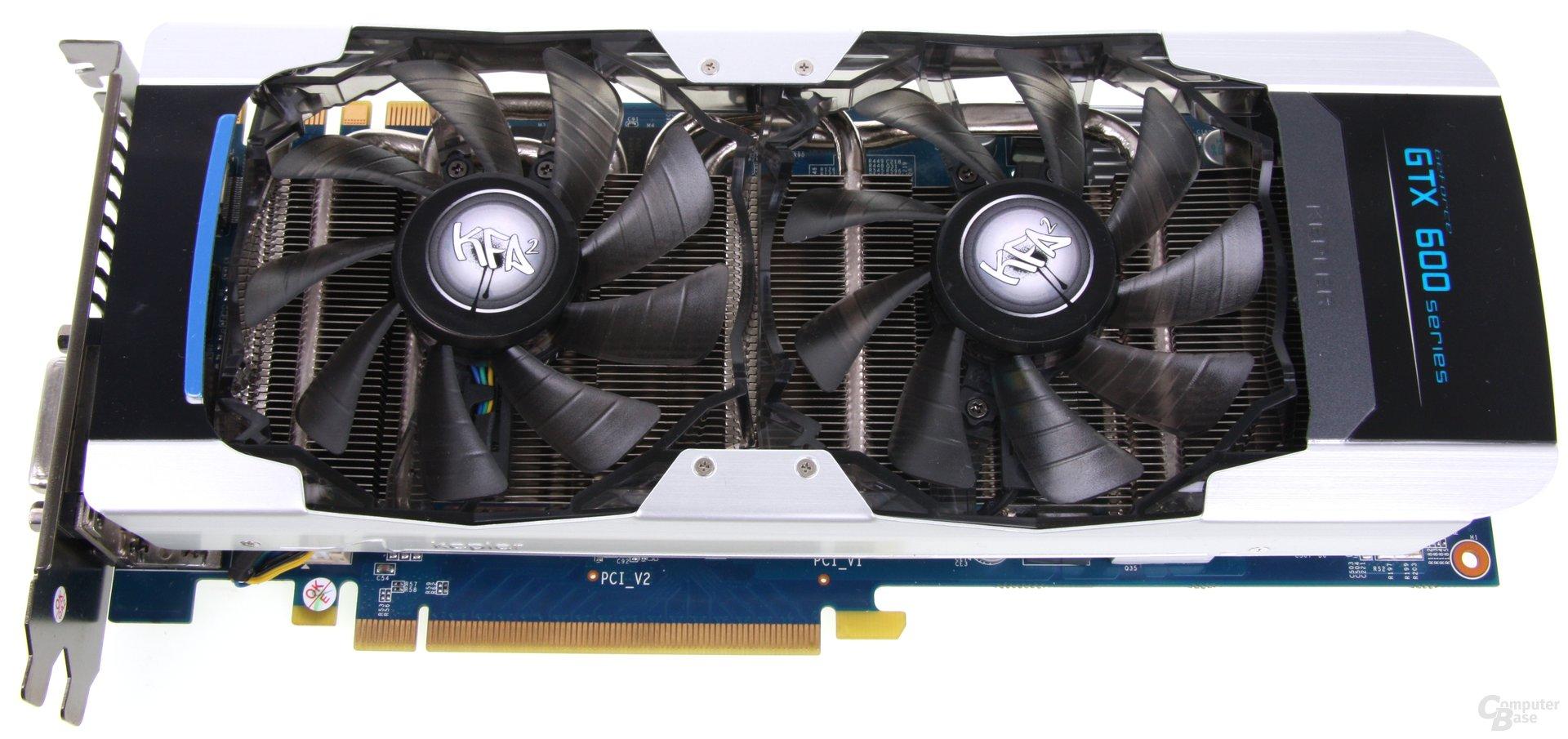 KFA² GeForce GTX 680 OC EX