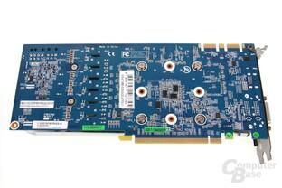 GeForce GTX 680 OC EX Rückseite