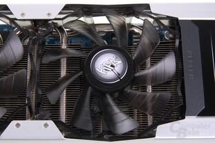 GeForce GTX 680 OC EX Lüfter
