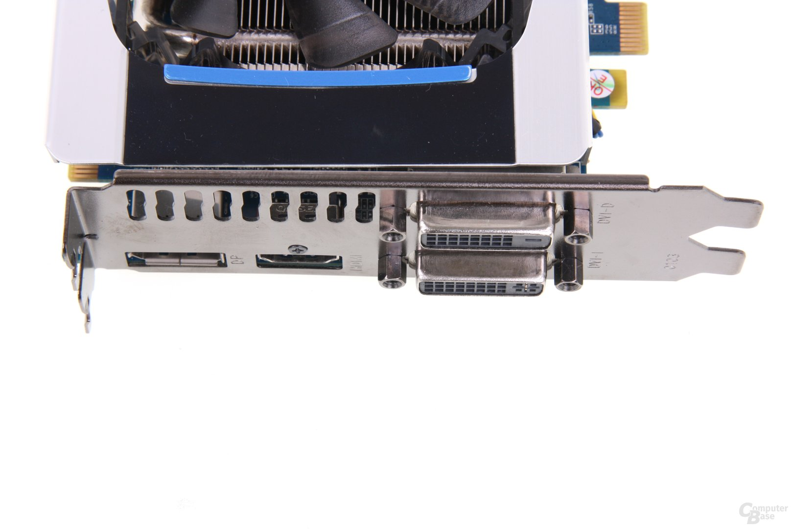GeForce GTX 680 OC EX Anschlüsse