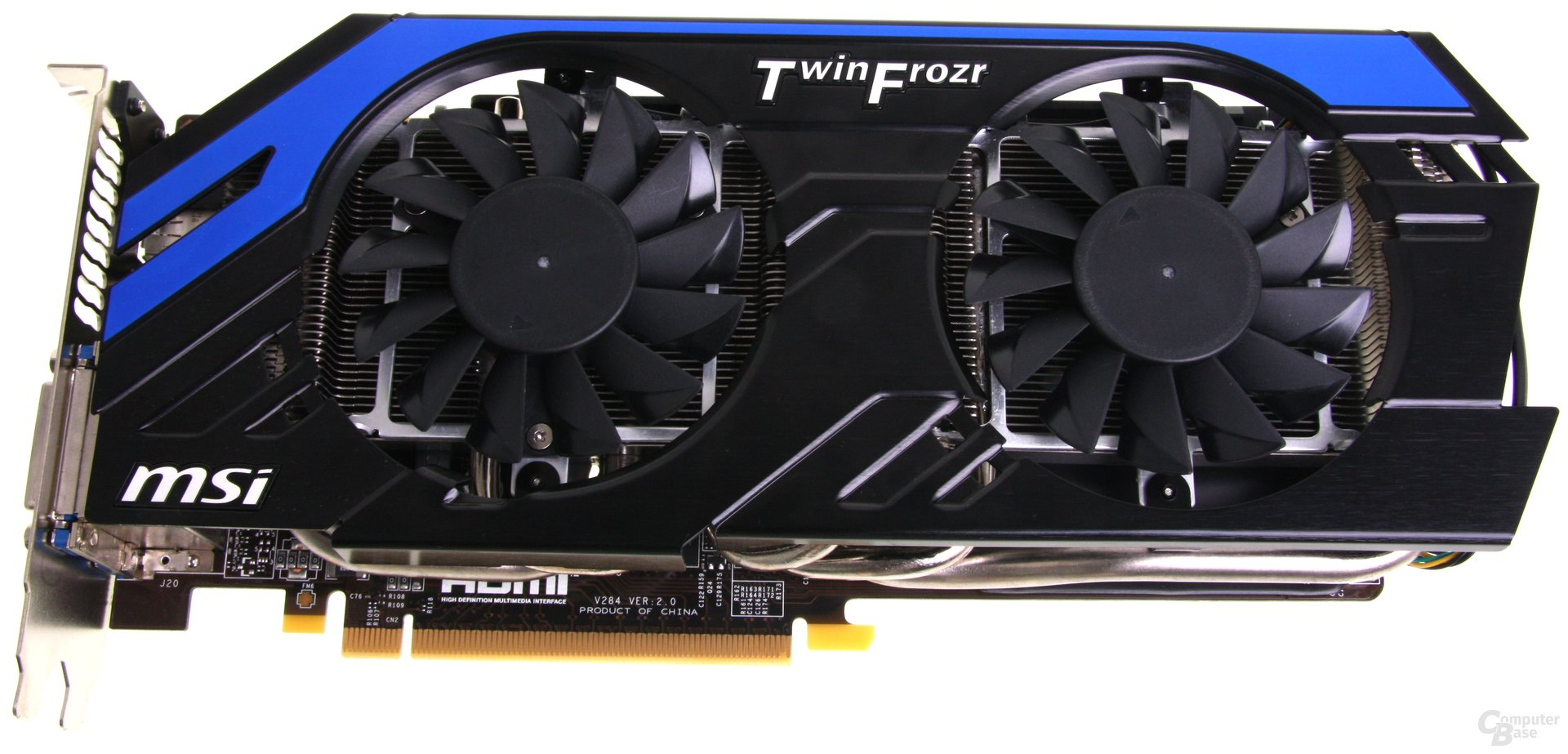 MSI GeForce GTX 670 PE OC