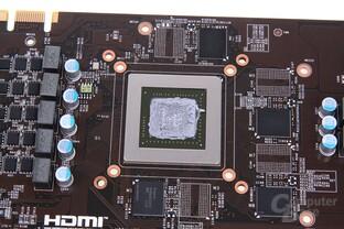 GeForce GTX 670 PE OC GPU und Speicher