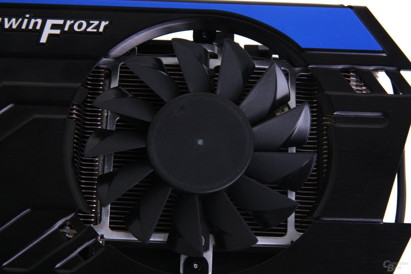 GeForce GTX 670 PE OC Lüfter