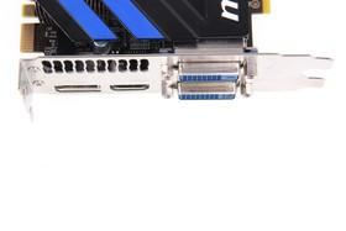 GeForce GTX 670 PE OC Anschlüsse