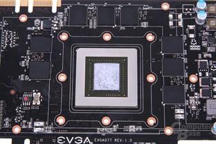 GeForce GTX 670 FTW GPU und Speicher