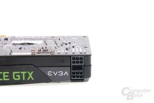 GeForce GTX 670 FTW Stromanschlüsse