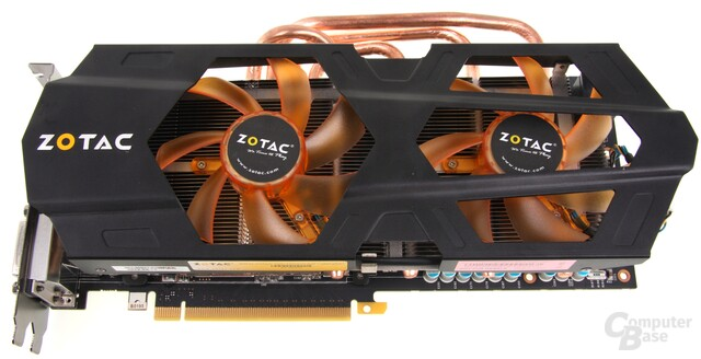 Zotac GeForce GTX 670 AMP!