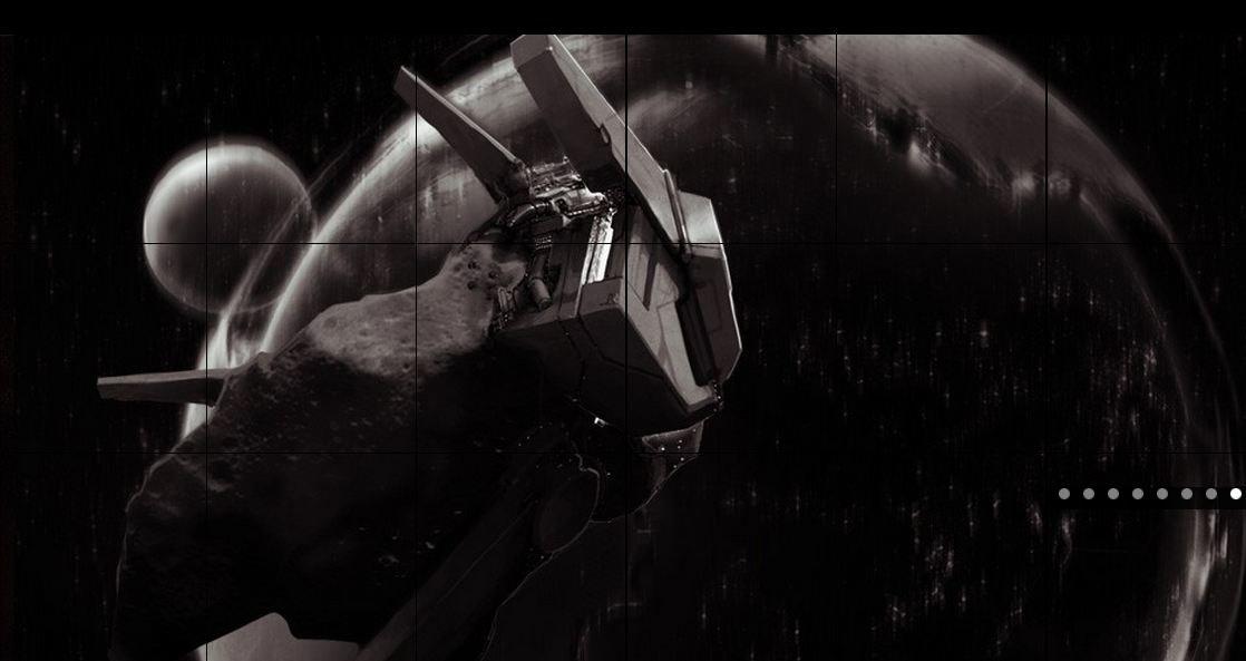 Heavy Gear 3 – Konzeptzeichnungen