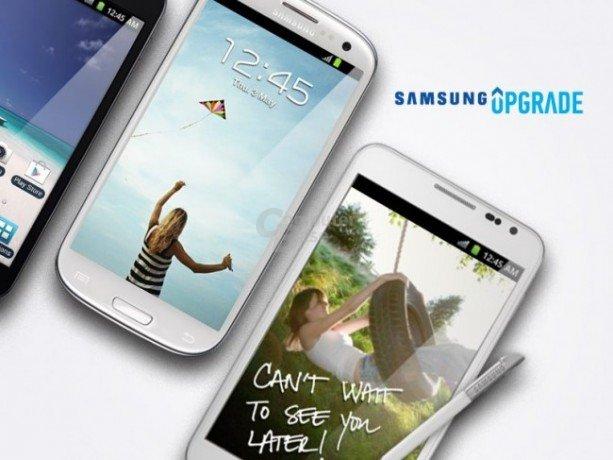 Samsung-Upgrade