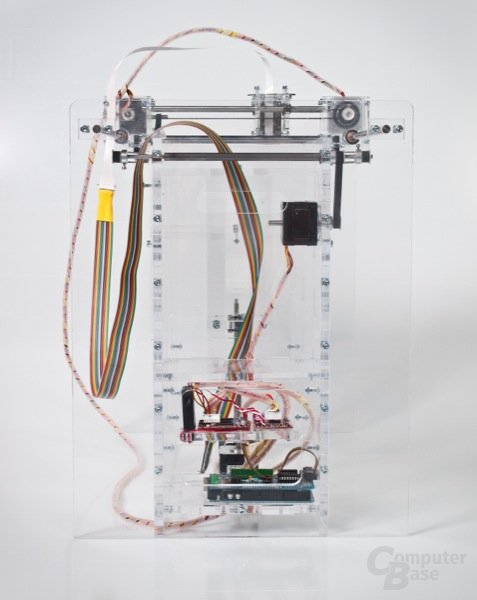 "Open-Source-3D-Drucker ""Pwdr"""
