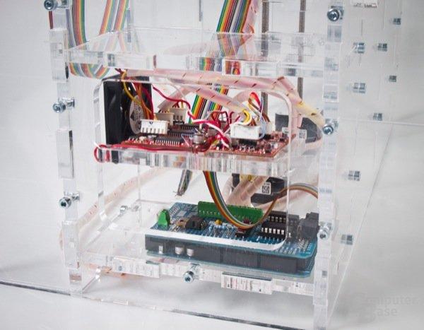 """Open-Source-3D-Drucker """"Pwdr"""""""