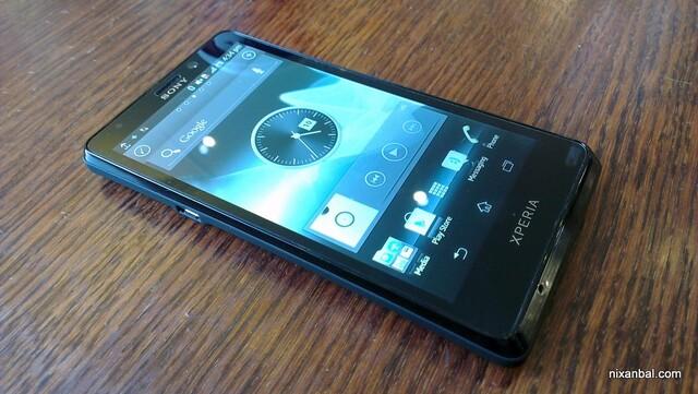 Sony Xperia T (LT30)