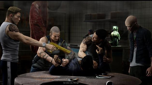 Sleeping Dogs im Test: GTA mit ungewöhnlicher Handlung in Fernost