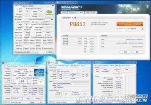 GTX 660 Ti (übertaktet) 3DMark 11 Performance