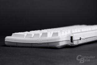 Praktisch im Alltag: Zusätzliche USB-Anschlüsse
