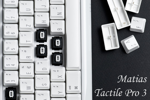 Matias Tactile Pro 3