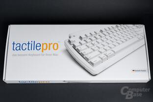 Retailverpackung der Mac-Tastatur