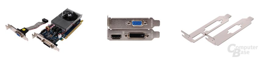 Club 3D GeForce GT 610 PCI Express x1