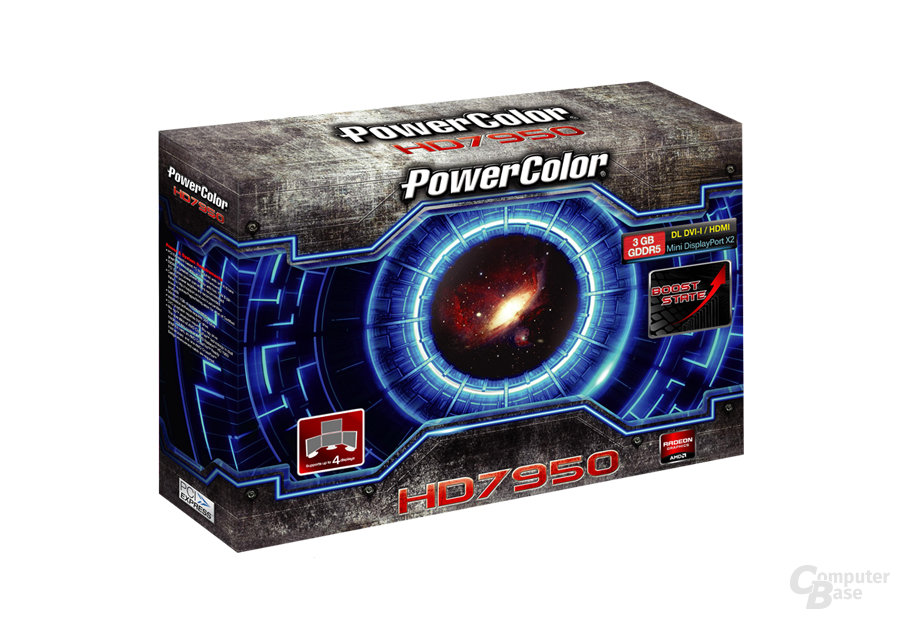 PowerColor Radeon HD 7950 Boost State Edition
