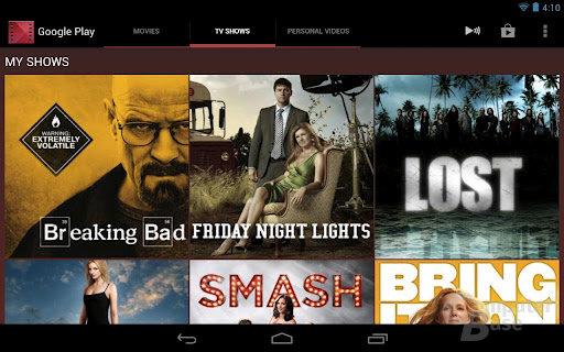 Google Play: Filmverleih startet in Deutschland