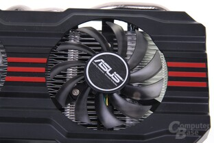 GeForce GTX 660 Ti DCII TOP Lüfter