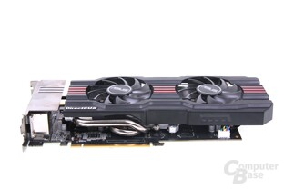 GeForce GTX 660 Ti DCII TOP Heatpipes