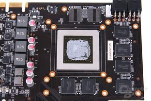GeForce GTX 660 Phantom GPU und Speicher