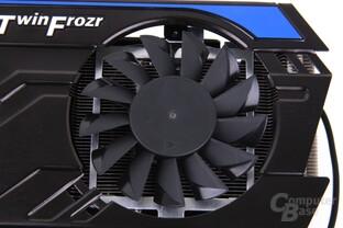 GeForce GTX 660 Ti PE OC Lüfter