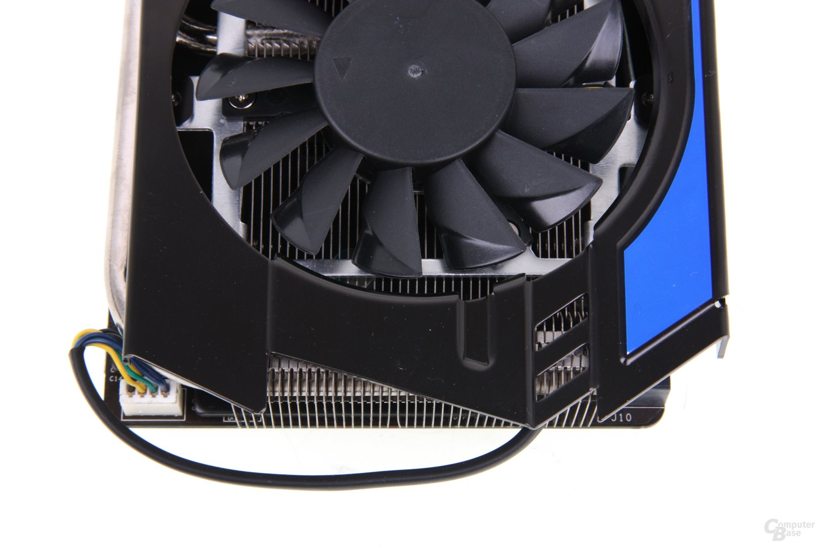 GeForce GTX 660 Ti PE OC von oben