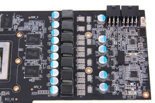 GeForce GTX 660 Ti OC EX Stromversorgung