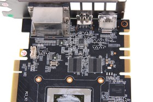 GeForce GTX 660 Ti OC EX Bauteile