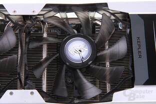 GeForce GTX 660 Ti OC EX Lüfter