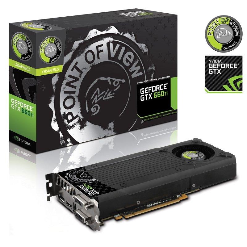 Point Of View GeForce GTX 660 Ti