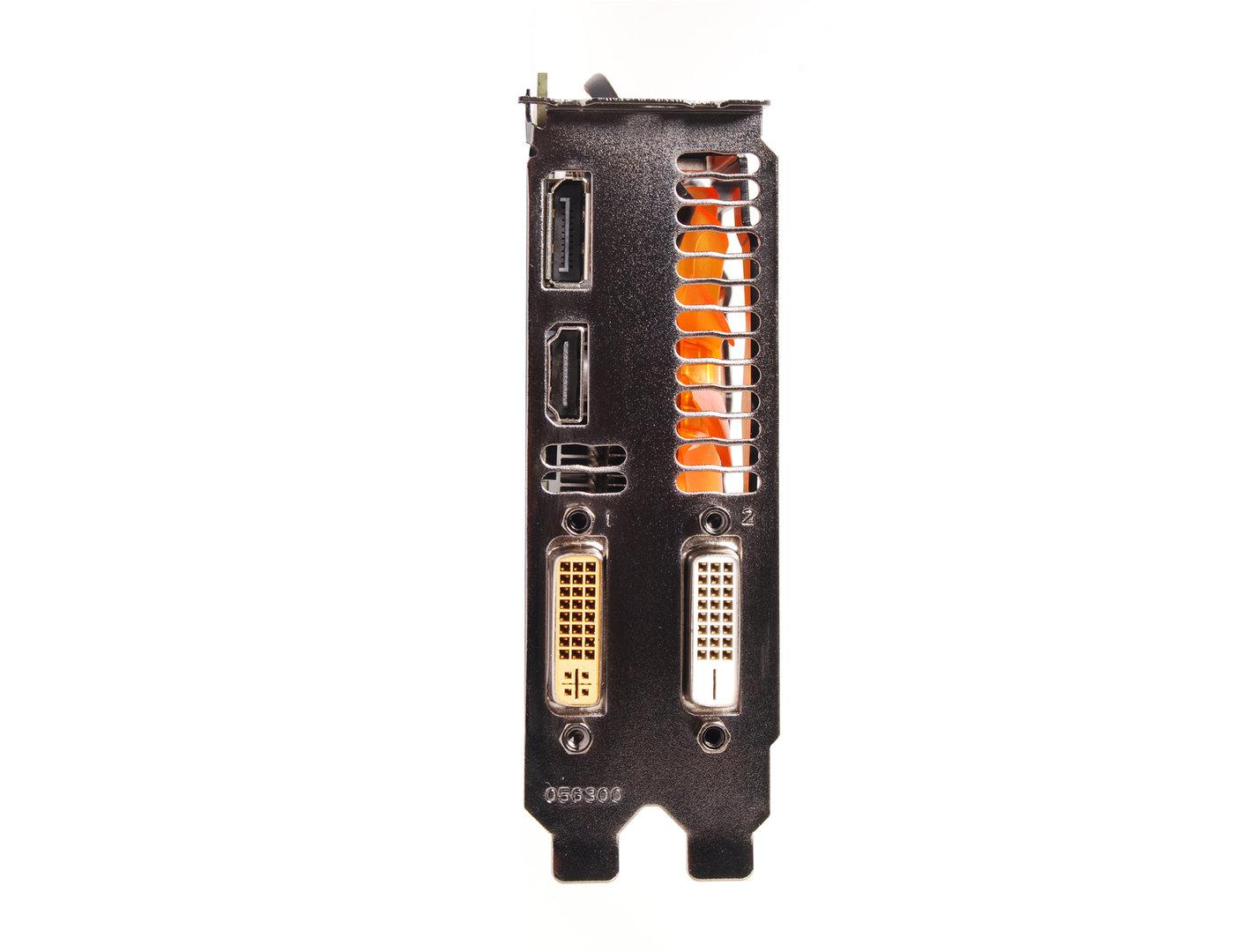 Zotac GeForce GTX 660 Ti AMP!
