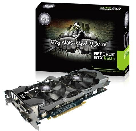 KFA2 GeForce GTX 660 Ti EX OC