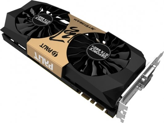 Palit GeForce GTX 660 Ti Jetstream